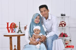 foto keluarga studio